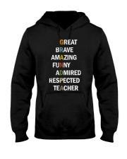 Grandpa Adjectives Hooded Sweatshirt thumbnail