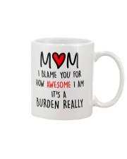 How Awesome I Am Mug front