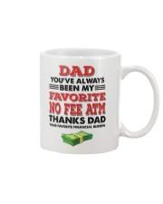 Favorite No Fee Atm Mug front