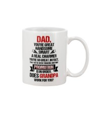 Promotion For Daddy Mug front