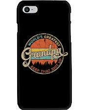 World's Greatest Grampa Keep Up Phone Case thumbnail