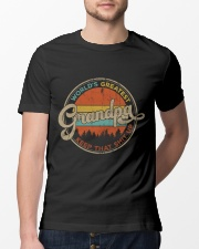 World's Greatest Grampa Keep Up Classic T-Shirt lifestyle-mens-crewneck-front-13