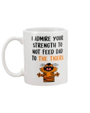 Not Feed To Tigers Mug back