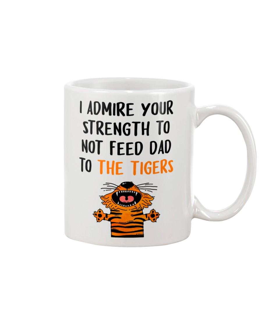 Not Feed To Tigers Mug