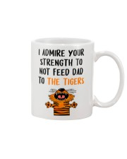Not Feed To Tigers Mug front