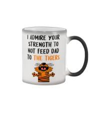 Not Feed To Tigers Color Changing Mug thumbnail