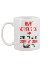 Stress Sibling Causes Mug back