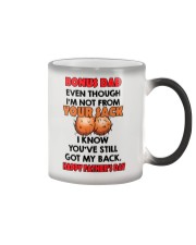 Sack Back Color Changing Mug thumbnail