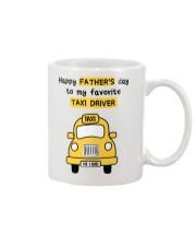 Favorite Taxi Driver Mug front