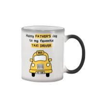 Favorite Taxi Driver Color Changing Mug thumbnail