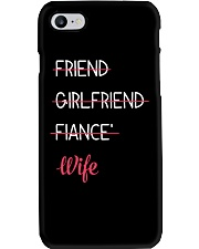 Friend Becomes wife Phone Case thumbnail