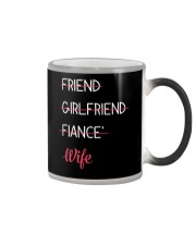 Friend Becomes wife Color Changing Mug thumbnail