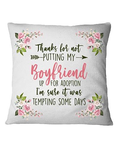 Not Putting My Boyfriend Up For Adoption