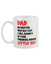 Always Be Your Little Boy Mug back
