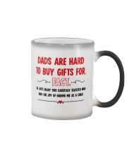 Dads Are Hard To Buy Gifts For Color Changing Mug tile