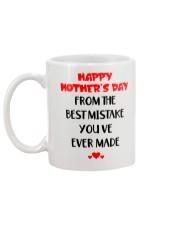 Best Mistake Ever Made Mug back