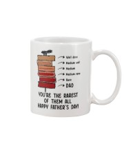 Well Done Dad Mug front