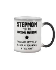 Awesome Stepmom Color Changing Mug thumbnail