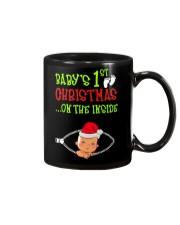 Baby First Christmas Inside Mug thumbnail