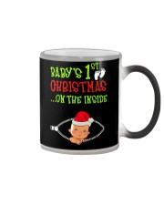 Baby First Christmas Inside Color Changing Mug thumbnail