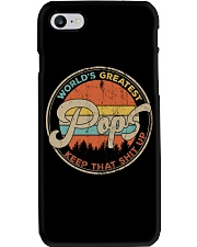 World's Greatest Pops Keep Up Phone Case thumbnail
