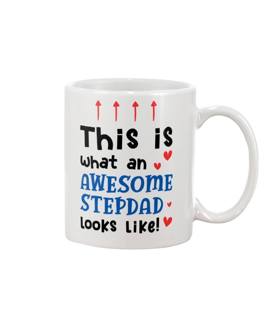 Awesome Stepdad Looks Like Mug