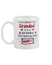 You're Going To Be A Grandad Mug back