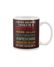 Super Cool Father-in-law Mug thumbnail