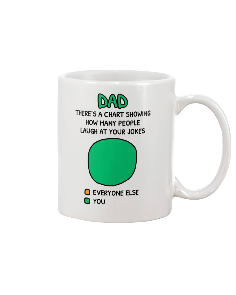People Laugh At Your Jokes Mug