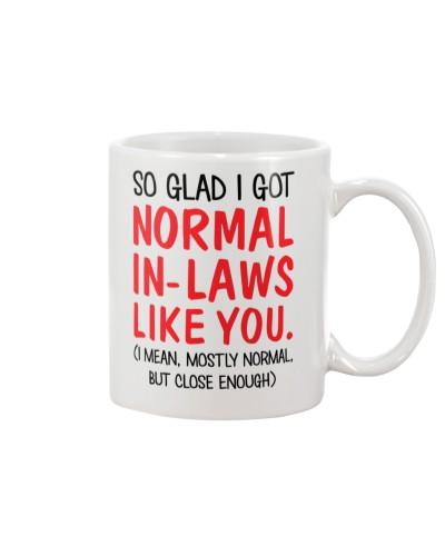 Got Normal In-Laws Like You1