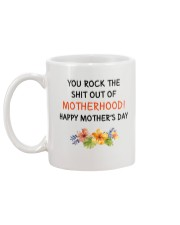 Rock Motherhood Mug back