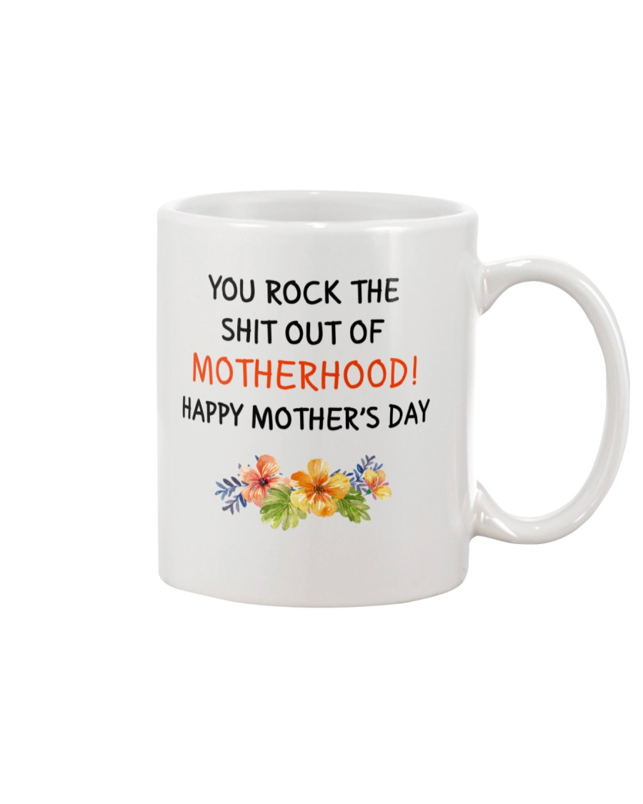 Rock Motherhood Mug