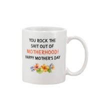 Rock Motherhood Mug front