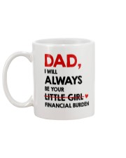 AU Little Girl OR Financial Burden 2 Mug back