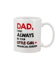 AU Little Girl OR Financial Burden 2 Mug front