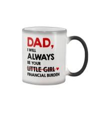 AU Little Girl OR Financial Burden 2 Color Changing Mug thumbnail