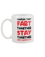Fart Together Mug back