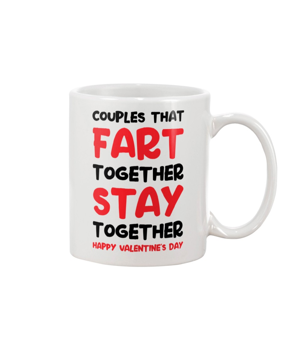 Fart Together Mug