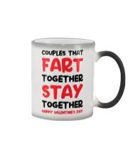 Fart Together Color Changing Mug thumbnail