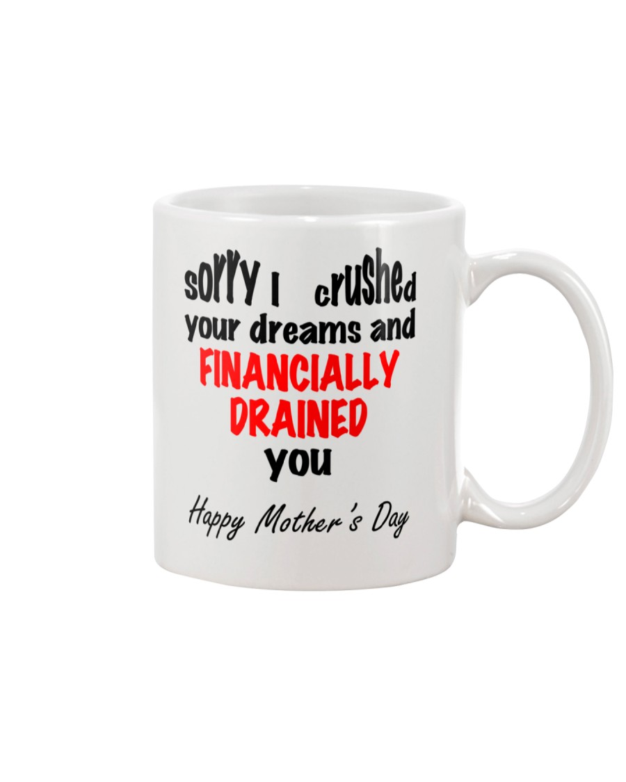 Financially Drained Mug