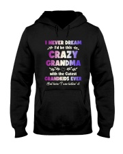 This Crazy Grandma Hooded Sweatshirt thumbnail