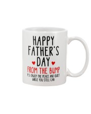 Happy Father's Day From The Bump Mug front