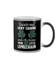 Touch Lucky Charm Color Changing Mug thumbnail