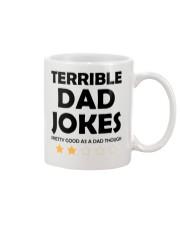 Terrible Dad Jokes Mug front