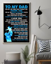All The Times I Forgot Say 11x17 Poster lifestyle-poster-1