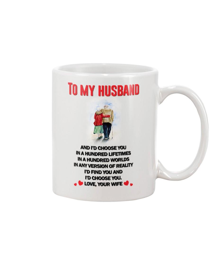 Choose You Hundred Mug
