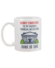 Financial Institution Mug back