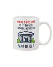 Financial Institution Mug front