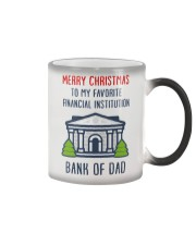 Financial Institution Color Changing Mug thumbnail