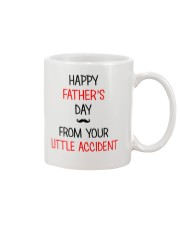From Your Little Accident Mug front